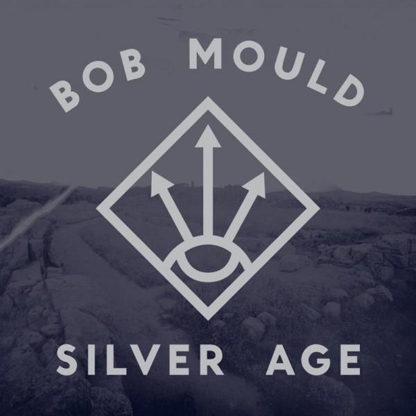 BOB MOULD, silver age cover