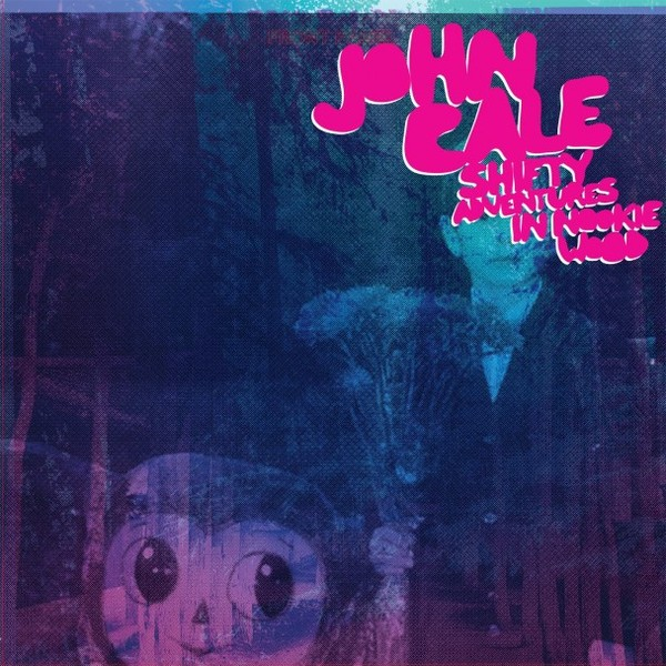 Cover JOHN CALE, shifty adventures in nookie wood