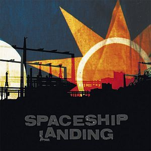 Cover SPACESHIP LANDING, s/t