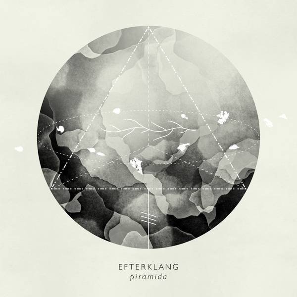 Cover EFTERKLANG, piramida