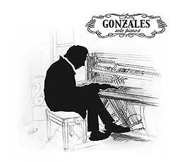 Cover CHILLY GONZALES, solo piano II