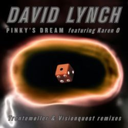 Cover DAVID LYNCH, pinky´s dream