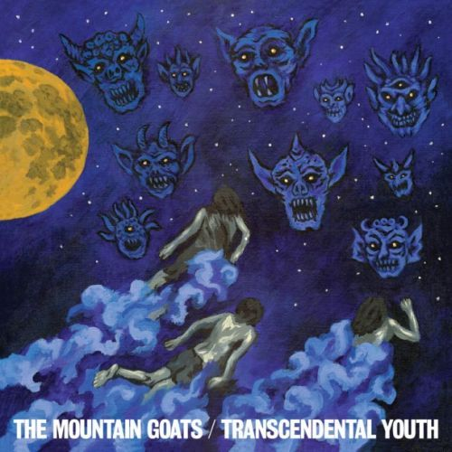 Cover MOUNTAIN GOATS, transcendental youth