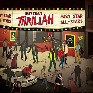 Cover EASY STAR ALL-STARS, easy star´s thrillah