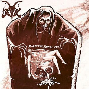 Cover DEVIL, magister mundi xum-demos