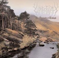 Cover WINTERFYLLETH, threnody of triumph