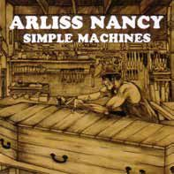 ARLISS NANCY, simple machines cover