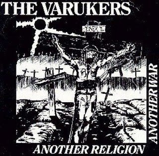 Cover VARUKERS, another religion another war