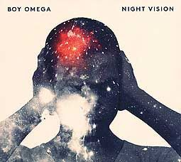 BOY OMEGA, night vision cover