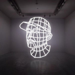 DJ SHADOW, reconstructed - best of... cover