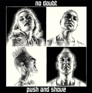 NO DOUBT, push and shove cover