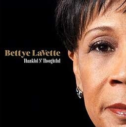 BETTYE LAVETTE, thankful ´n thoughtful cover