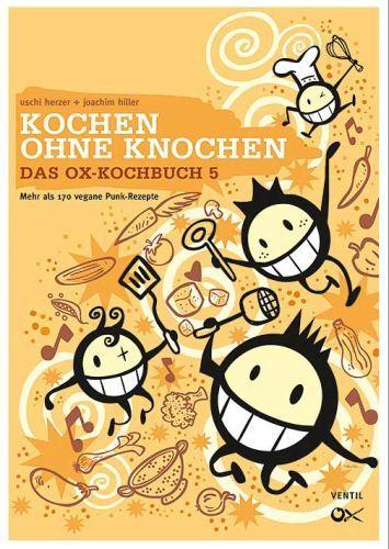 OX KOCHBUCH, teil 5 cover