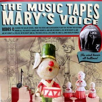 Cover MUSIC TAPES, mary´s voice