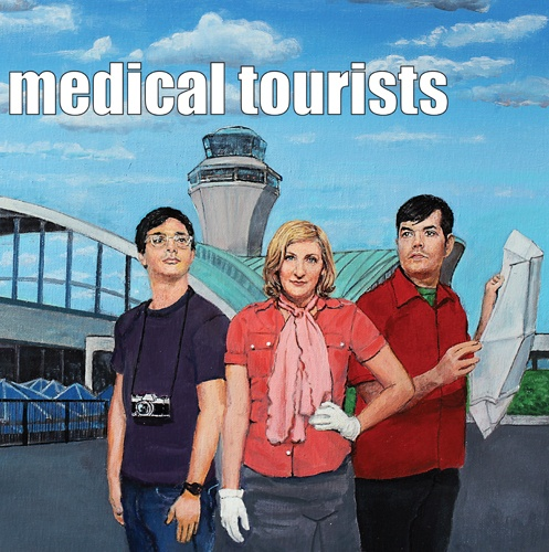 Cover MEDICAL TOURISTS, s/t