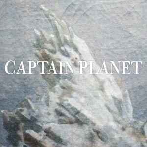 CAPTAIN PLANET, treibeis cover