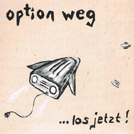 OPTION WEG, los jetzt cover