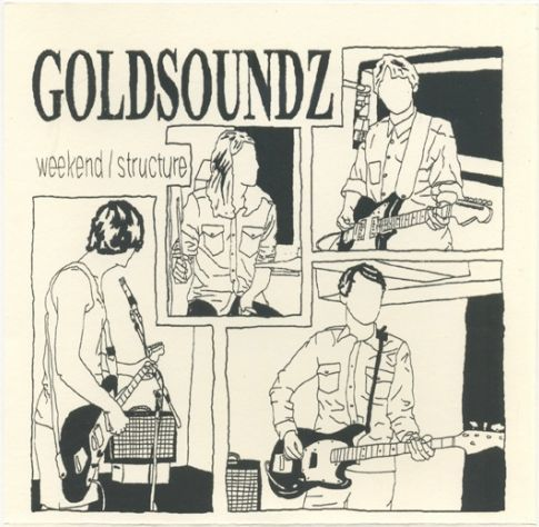Cover GOLDSOUNDZ, weekend