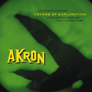 AKRON, voyage of exploration cover