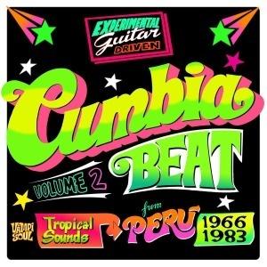 V/A, cumbia beat vol. 2 cover