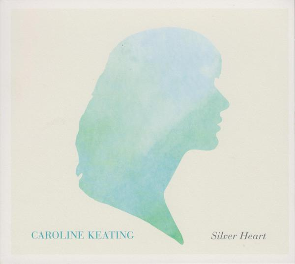 Cover CAROLINE KEATING, silver heart
