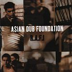 Cover ASIAN DUB FOUNDATION, r.a.f.i