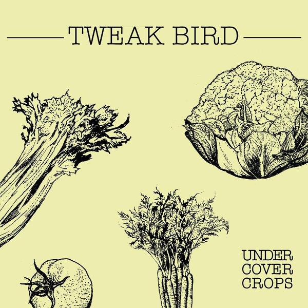 Cover TWEAK BIRD, undercover crops
