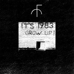 Cover FIST CITY, it´s 1983 grow up!