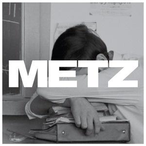 METZ, s/t cover