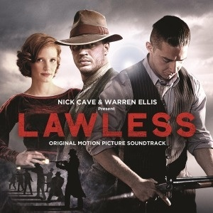 Cover O.S.T. (NICK CAVE / WARREN ELLIS), lawless