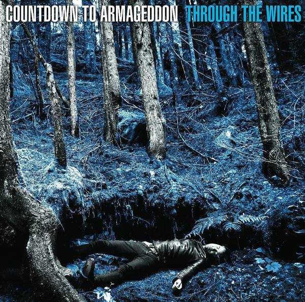 Cover COUNTDOWN TO ARMAGEDDON, through the wires