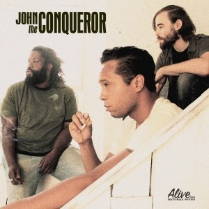Cover JOHN THE CONQUEROR, s/t