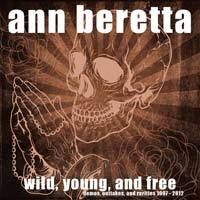 ANN BERETTA, wild, young & free cover