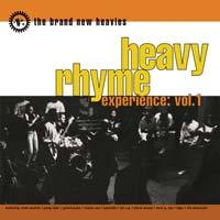 BRAND NEW HEAVIES, heavy rhyme experience vol. 1 cover