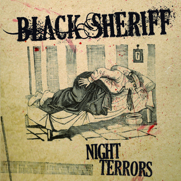 BLACK SHERIFF, night terrors cover