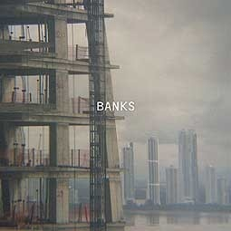 PAUL BANKS, banks cover
