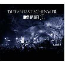 DIE FANTASTISCHEN VIER, mtv unplugged II cover