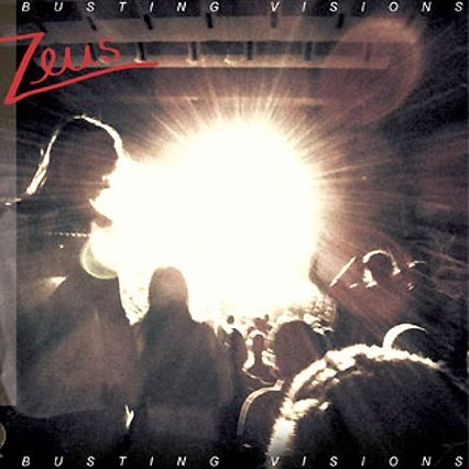 Cover ZEUS, busting visions