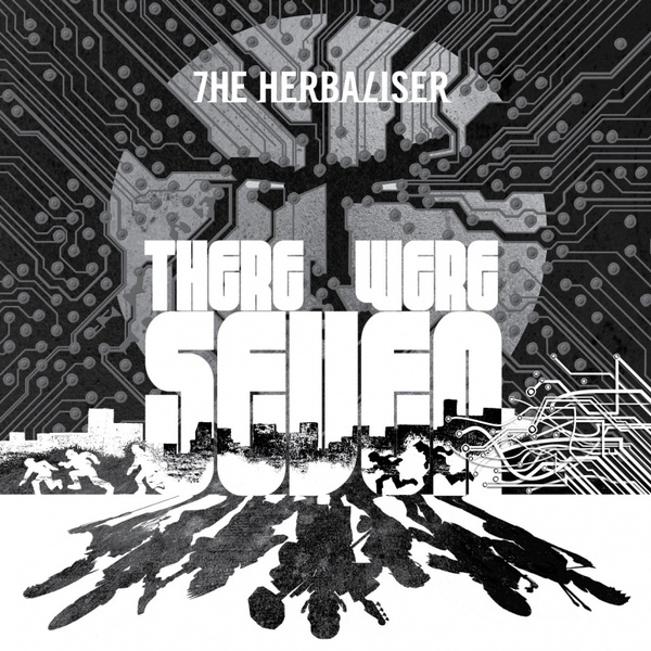 HERBALISER, there were seven cover