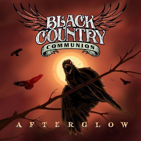 BLACK COUNTRY COMMUNION, afterglow cover