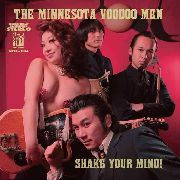 Cover MINNESOTA VOODOO MEN, shake your mind!