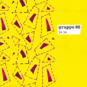 GRUPPE 80, ja ja cover