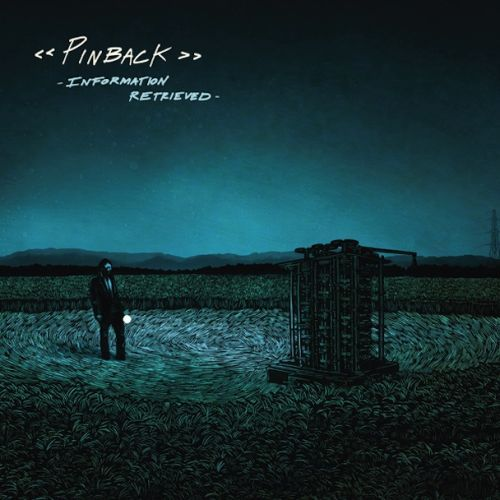 PINBACK, information retrieved cover
