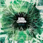 Cover BLOOD COMMAND, funeral beach