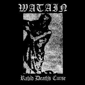 Cover WATAIN, rabid death´s curse