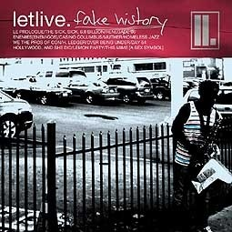 Cover LETLIVE, fake history
