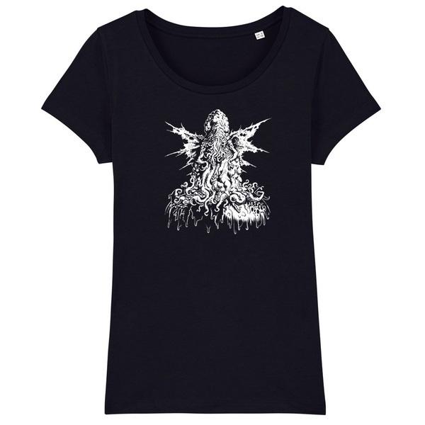 FUFU FRAUENWAHL, cthulhu XV (girl), black cover