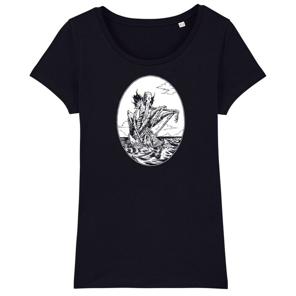 FUFU FRAUENWAHL, cthulhu XLVI (girl), black cover