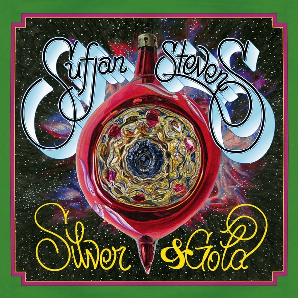 SUFJAN STEVENS, songs for christmas II - silver & gold vol. 6-10 cover