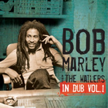 BOB MARLEY & THE WAILERS, in dub vol. 1 cover